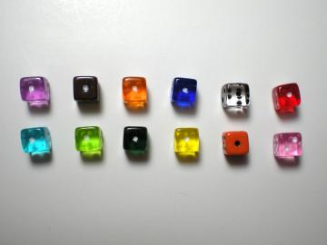 Koplow Games Assorted 5mm d6 Dice
