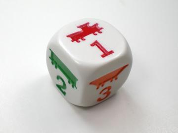 Koplow Games Train Dice Game