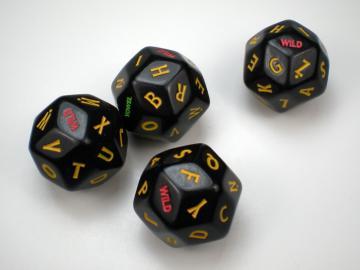 Koplow Games Alphabet d30 Dice